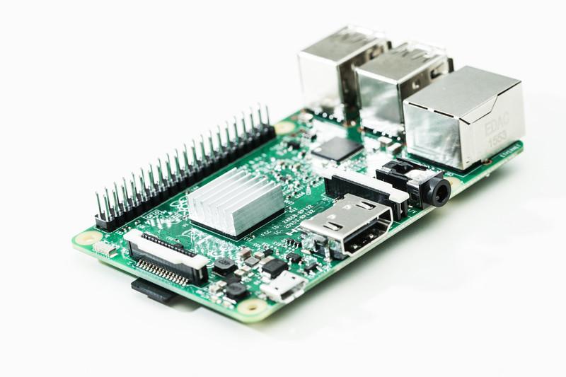 Raspberry Piの画像