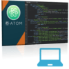 Raspberry PiでのプログラミングはAtomエディタが便利
