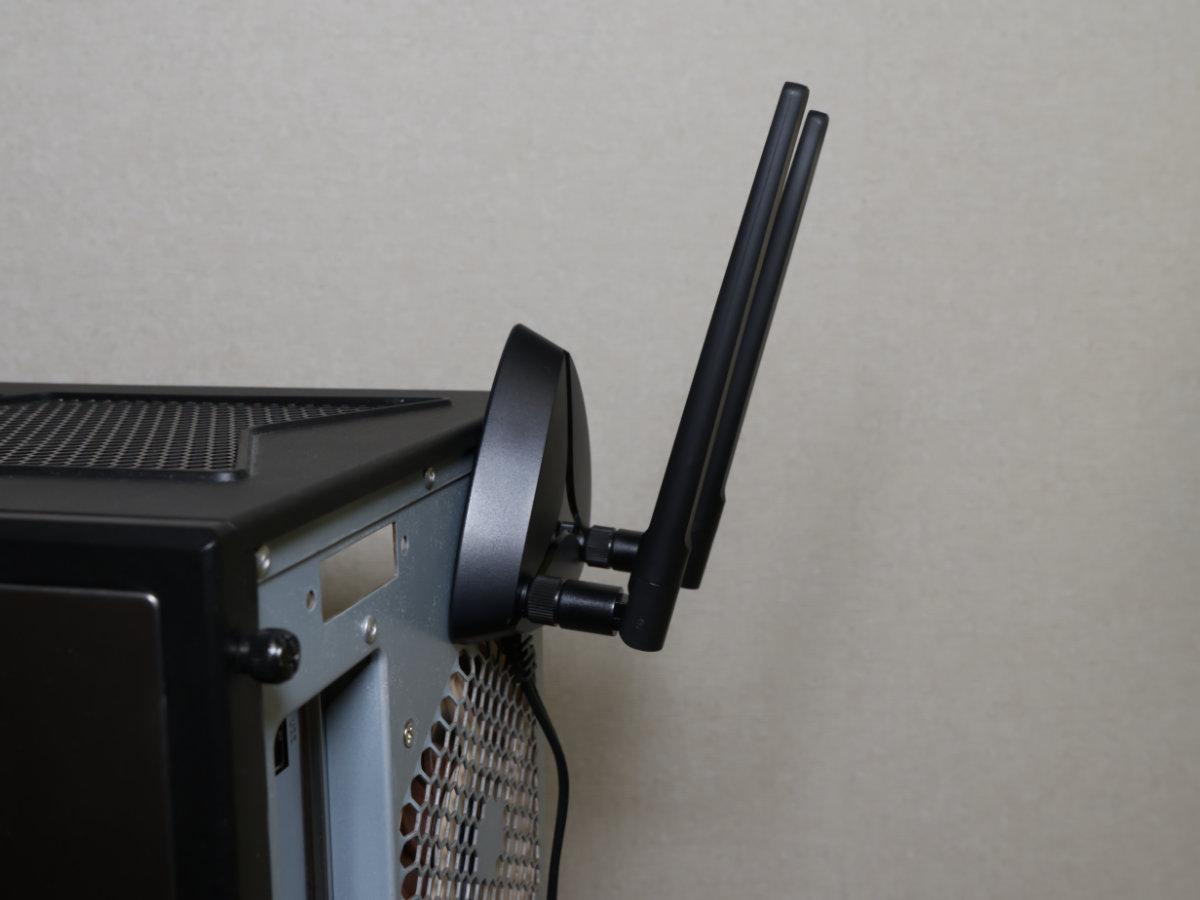 TP-Link Archer TX3000eの付属アンテナ