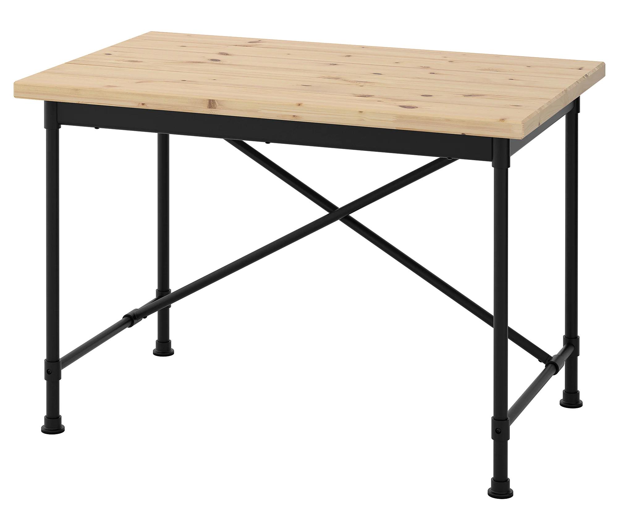 IKEA / KULLABERG クッラベリ / パイン材 /110x70 cm