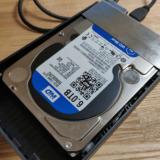 WDの6TB HDDが壊れてしまったので